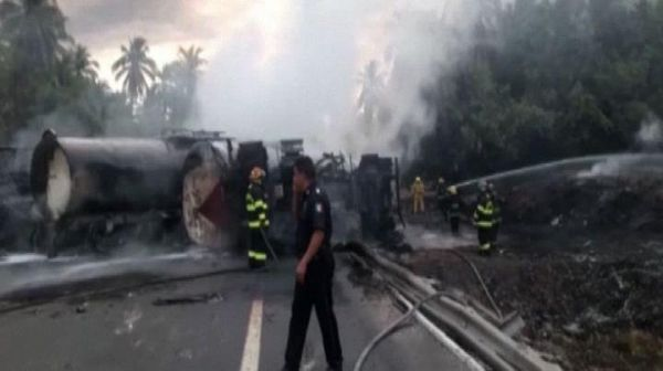 Messico, incidente coinvolge bus turistico: 24 morti