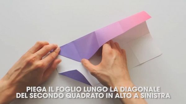 Come fare una scatolina con la carta